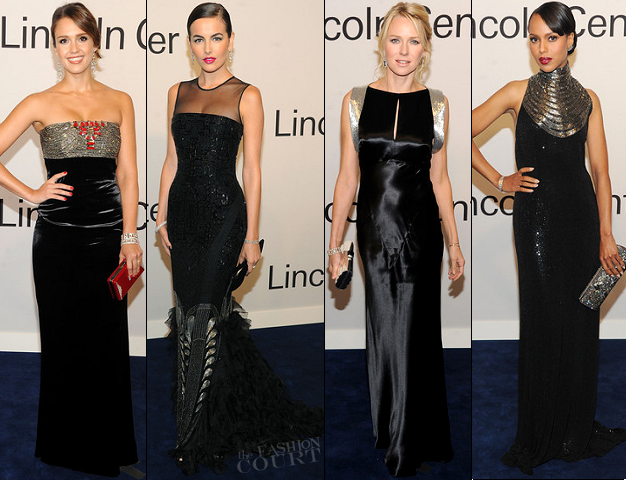 Jessica Alba, Camilla Belle, Naomi Watts & Kerry Washington | An Evening With Ralph Lauren Hosted By Oprah Winfrey