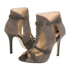 Camilla Skovgaard Cutout Ankle Boots
