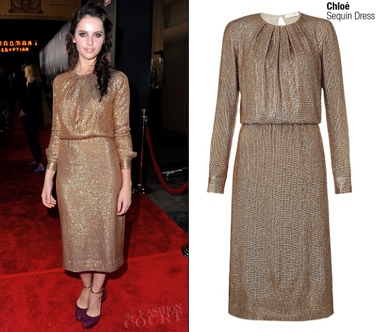 Felicity Jones in Chloe | 'Like Crazy' LA Premiere