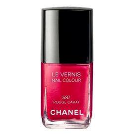 Chanel Le Vernis Nail Colour - 587 Rouge Carat