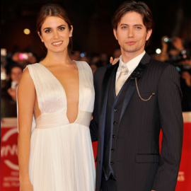 Nikki Reed & Jackson Rathbone | 2011 Rome Film Festival Premiere -'The Twilight Saga: Breaking Dawn - Part 1'