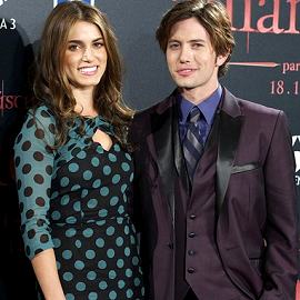 Nikki Reed & Jackson Rathbone | 'Breaking Dawn - Part 1' Madrid Fan Event