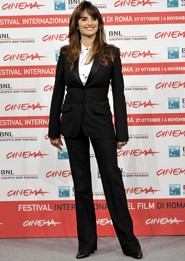 Penelope Cruz in Dolce & Gabbana | 'Venuto al Mondo' Panel - Rome International Film Festival