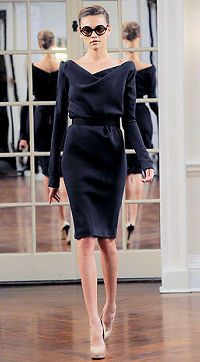 Victoria Beckham Collection - Fall/Winter 2010 Ready-to-Wear