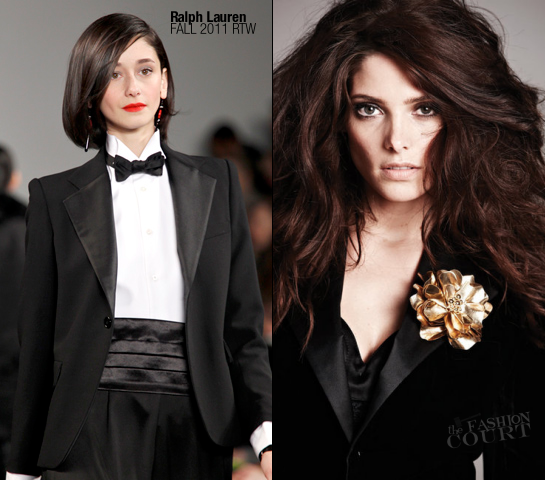 Ashley Greene in Ralph Lauren, Givenchy & Gucci | BlackBook, November 2011
