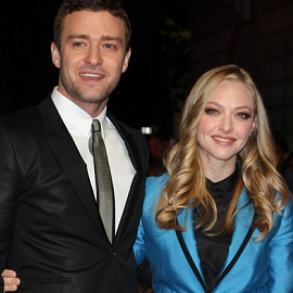 Justin Timberlake & Amanda Seyfried | 'In Time' London Premiere