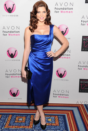 Ashley Greene in Donna Karan | Avon Global Voices For Change Awards Gala