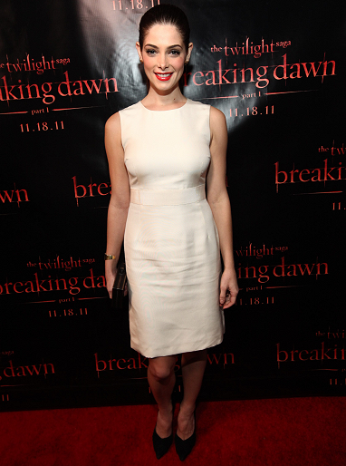 Ashley Greene in Giambattista Valli | 'The Twilight Saga: Breaking Dawn - Part 1' Concert Tour - Chicago