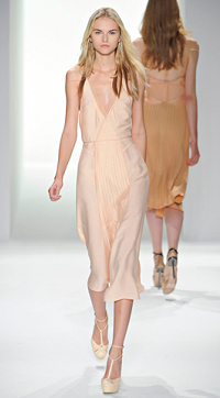 CALVIN KLEIN | From the Spring/Summer 2012 Ready-to-Wear Collection