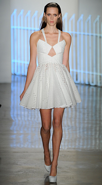 CUSHNIE ET OCHS | From the Spring/Summer 2012 Ready-to-Wear Collection