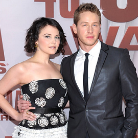 Ginnifer Goodwin & Josh Dallas | 45th Annual CMA Awards