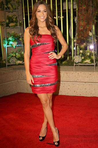 Jana Kramer in Julian Joyce by Mandalay | 59th Annual BMI Country Awards