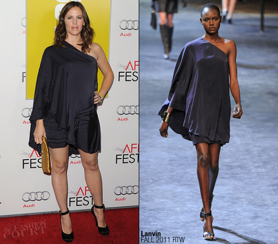 Jennifer Garner in Lanvin | AFI FEST 2011 Premiere - 'Butter'