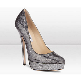 Jimmy Choo EROS Glitter Pumps