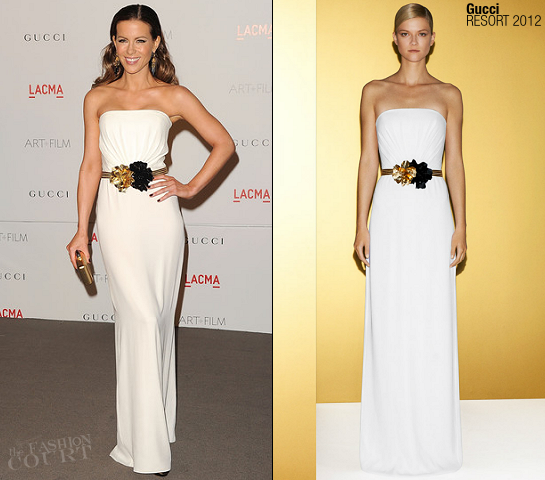 Kate Beckinsale in Gucci | LACMA Art + Film Gala presented by Gucci