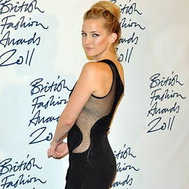 Kate Hudson in Stella McCartney | 2011 British Fashion Awards
