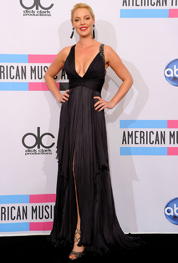 Katherine Heigl in Roberto Cavalli | 2011 American Music Awards