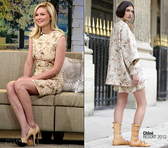 Kirsten Dunst in Chloe | 'Good Morning America'