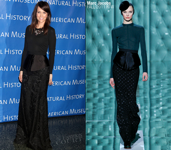 Kristen Wiig in Marc Jacobs | 2011 American Museum Of Natural History Gala