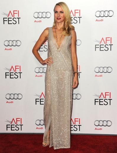 Naomi Watts in Stella McCartney | AFI Fest 2011 Opening Night Premiere - 'J. Edgar'