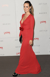 Olivia Wilde in Gucci | LACMA Art + Film Gala presented by Gucci