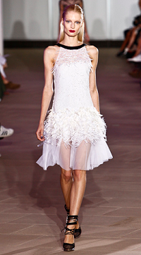 PRABAL GURUNG | From the Spring/Summer 2012 Ready-to-Wear Collection