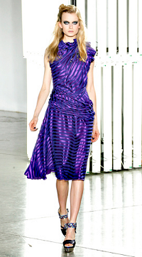 RODARTE | From the Spring/Summer 2012 Ready-to-Wear Collection