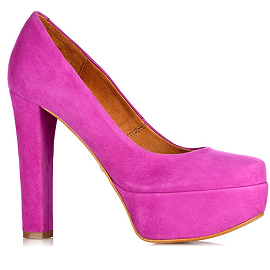 Rough Justice KARA Platform Pumps