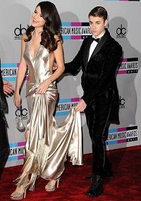 Selena Gomez & Justin Bieber | 2011 American Music Awards