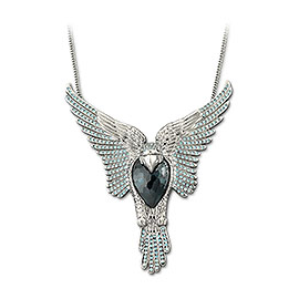 Swarovski Phenix Indicolite Necklace