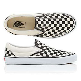 VANS Checkered Slip On Sneakers
