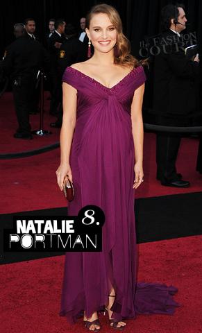 Natalie Portman in Rodarte | 2011 Oscars