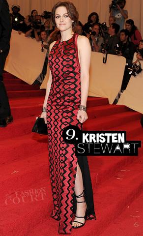 Kristen Stewart in Proenza Schouler | 2011 MET Gala