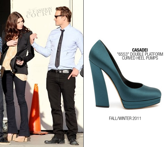 Ashley Greene in Casadei | TwiCon 2011 - Los Angeles