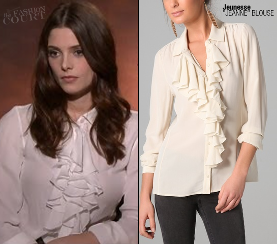 Ashley Greene in Jeunesse | 'The Twilight Saga: Breaking Dawn - Part 1' LA Press Junket