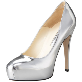 Brian Atwood MANIAC Metallic Pumps