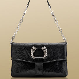 Bulgari LEONI Shoulder Bag Clutch