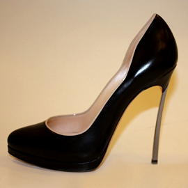 Casadei 8579 Leather Pumps