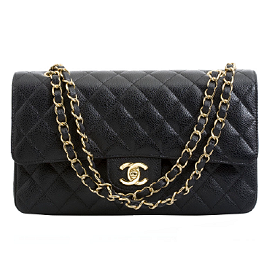Chanel 2.55 Chain Strap Quilted Flap Bag