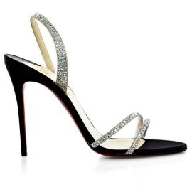 Christian Louboutin ANNA Strass Sandals