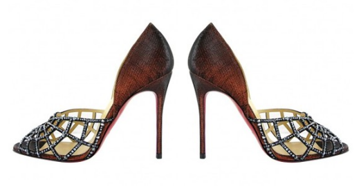 Christian Louboutin ARANEA Pumps