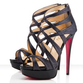 Christian Louboutin BALOTA Strappy Platform Sandals