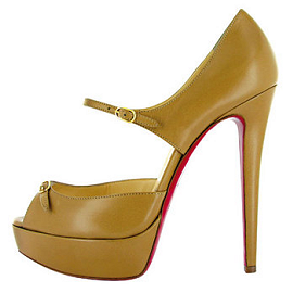 Christian Louboutin Top Gamine Sandals