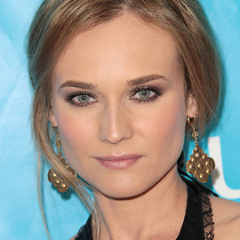 Diane Kruger in Emilio Pucci | 2011 UNICEF Ball Presented by Baccarat