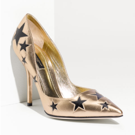 Dolce&Gabbana 'Stars' Platform Pump