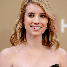 Emma Roberts in Maria Lucia Hohan | 2011 CNN Heroes: An All-Star Tribute