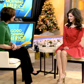 Erica Dasher in Contrarian NY | 'Good Morning America'