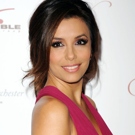 Eva Longoria in J. Mendel | The Noble Gift Gala