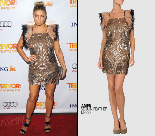 Fergie in AMEN | The Trevor Project's 2011 Trevor Live!