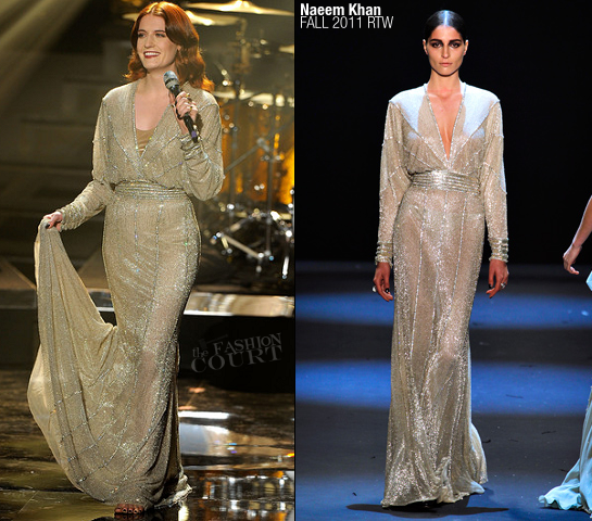 Florence Welch in Naeem Khan | VH1 Divas Celebrates Soul
